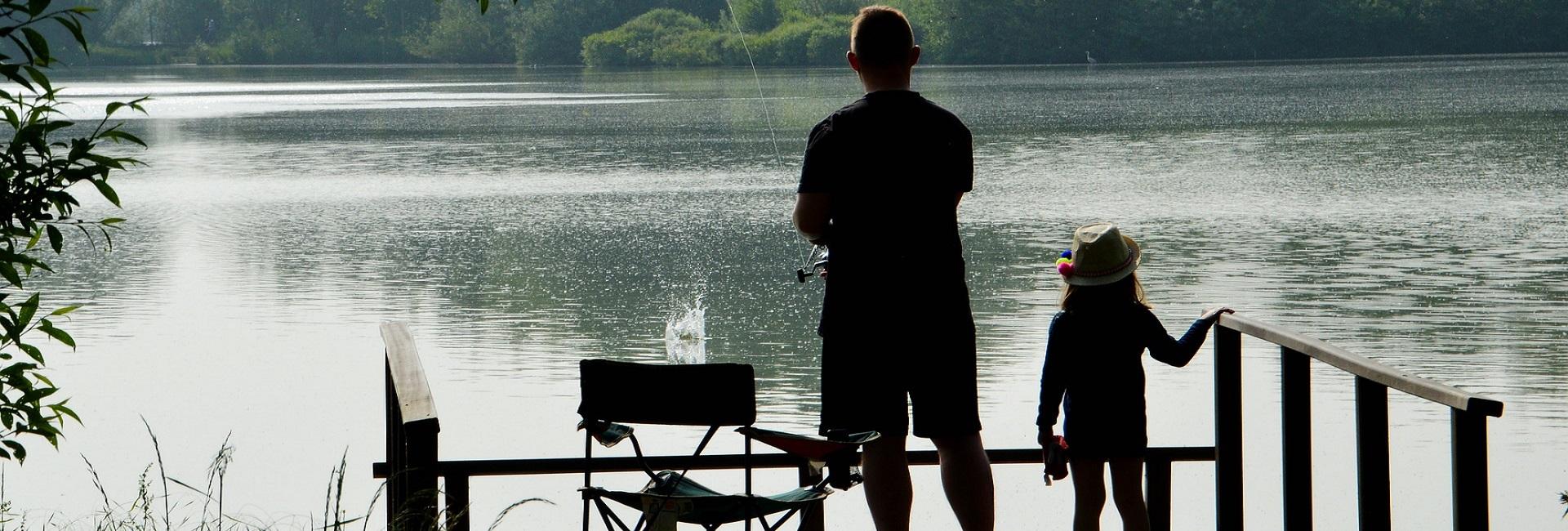 Fiskeferie på Strandsegård